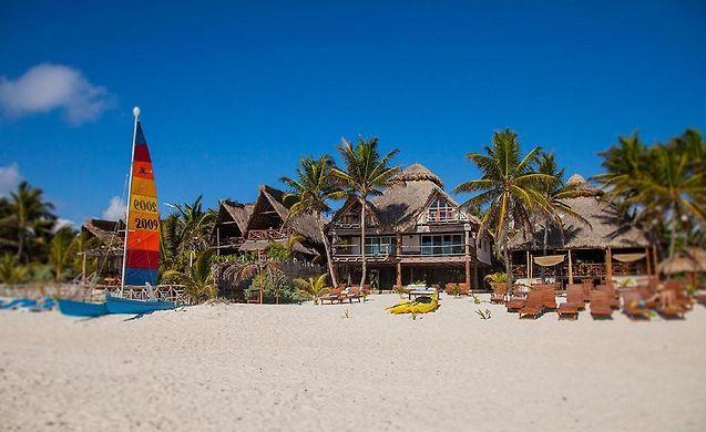 Hotel Akiin Beach Tulum